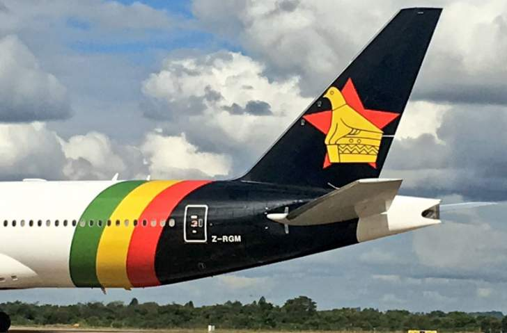 Mugabe's planes ready to fly