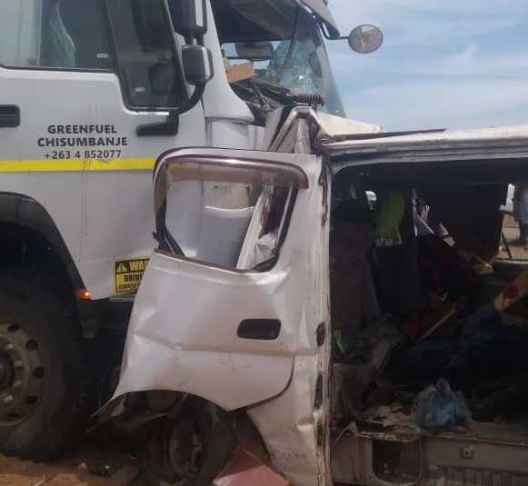 Another road crash claims 12