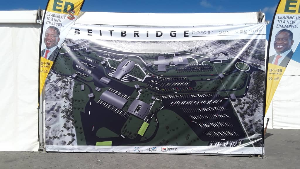 Outlines Beitbridge's strategic economic role