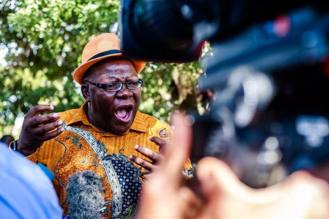 Tendai Biti claims SI 142 is illegal