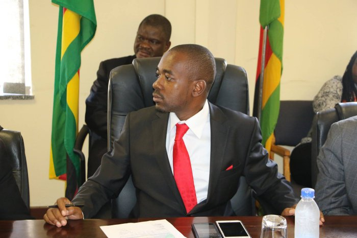 Chamisa keeps Mugabe party guessing