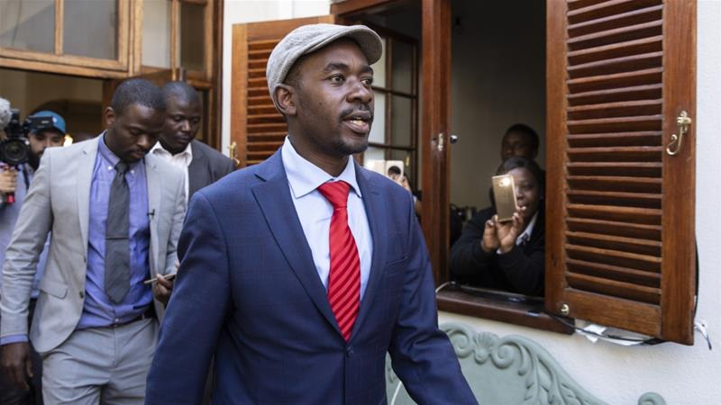 Chamisa will not appear before the Motlanthe led commission of inquiry