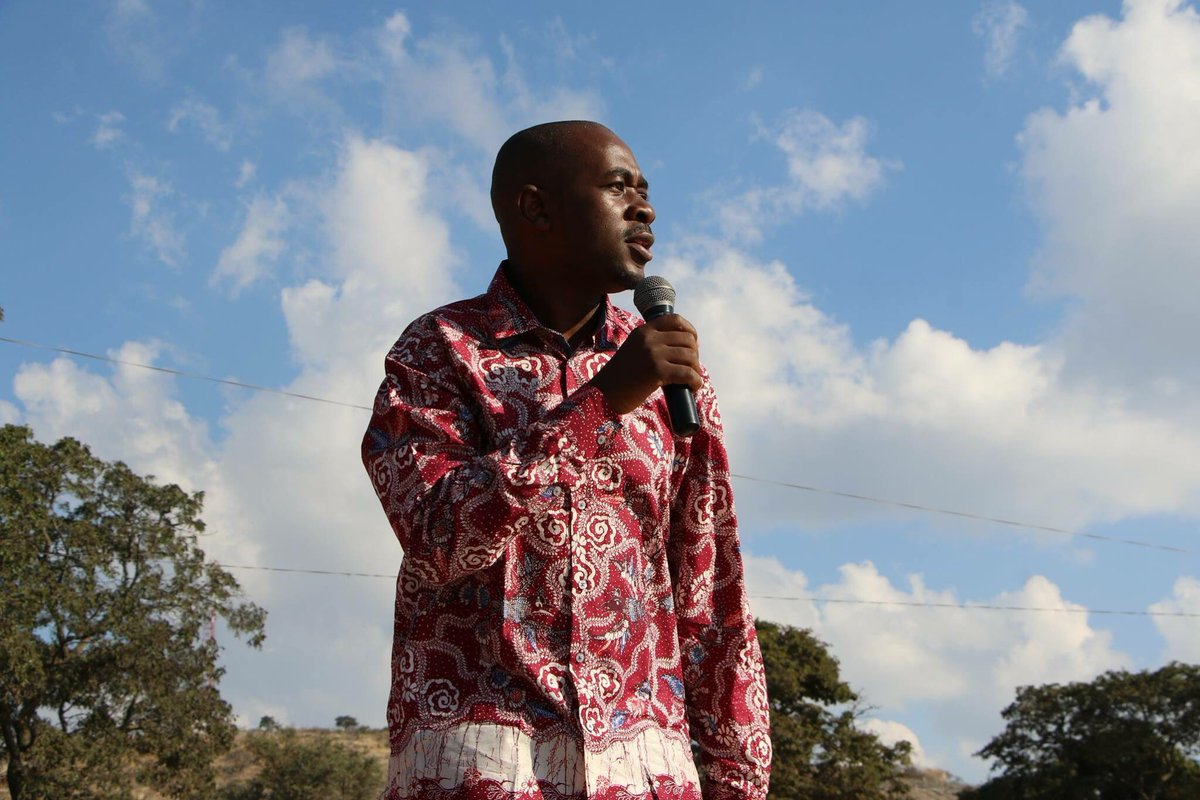 Chamisa appoints ex-critic as spokesperson