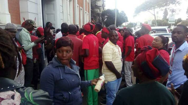 Chamisa's youths assault journalist