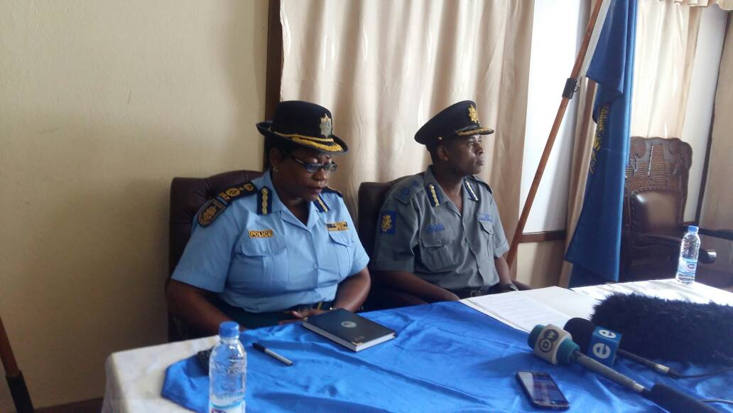 Police call for peaceful polls