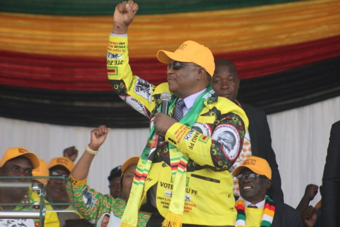 Chiwenga issues a chilling warning