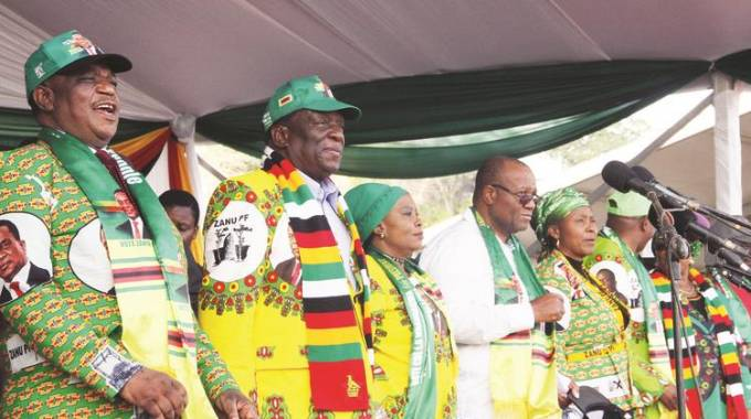 Mat South to be turned into green belt, says Chiwenga