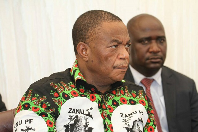 'It's time to clear MDC-T rot,' says Chiwenga