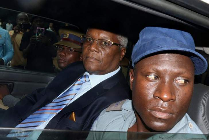 Chombo removed from remand