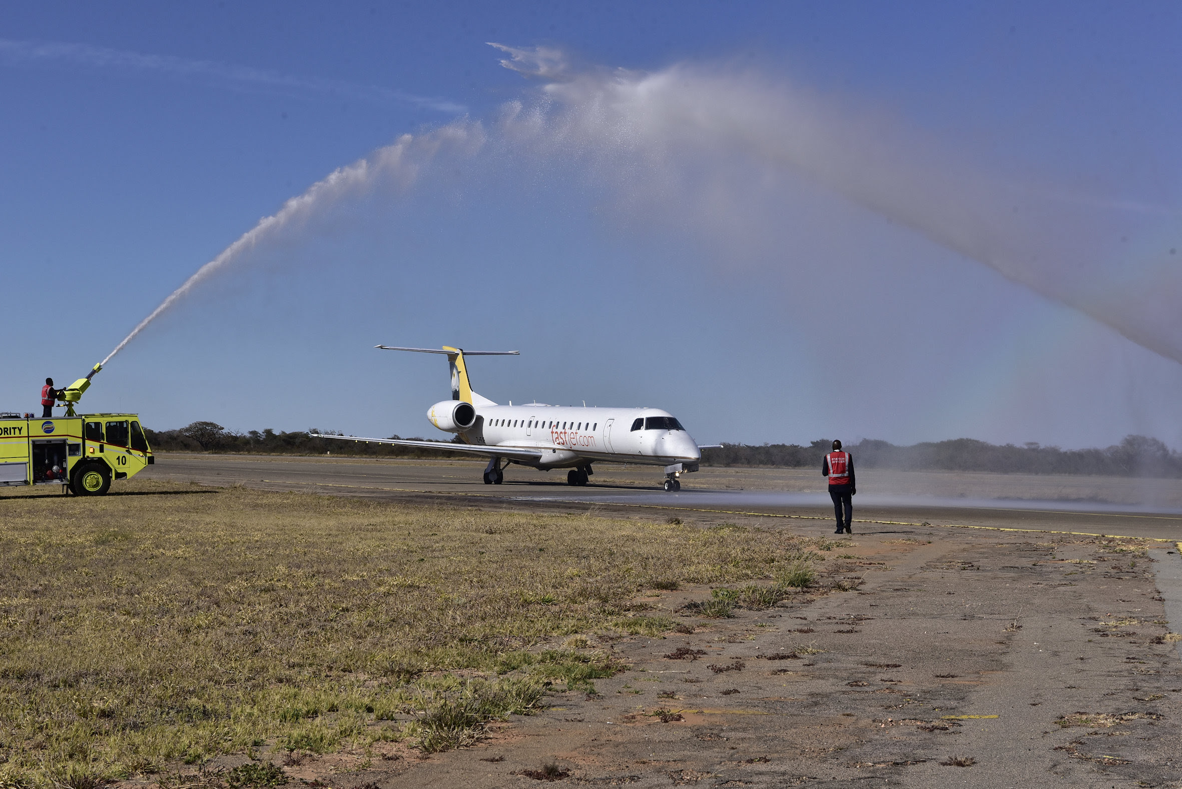 fastjet pledges to help revive Bulawayo