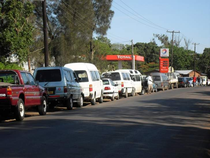 Fuel crisis surfaces