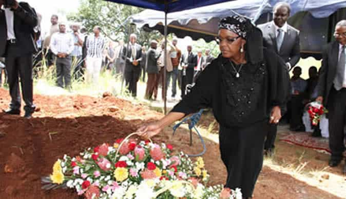 Grace Mugabe risks losing all her properties in Mazowe