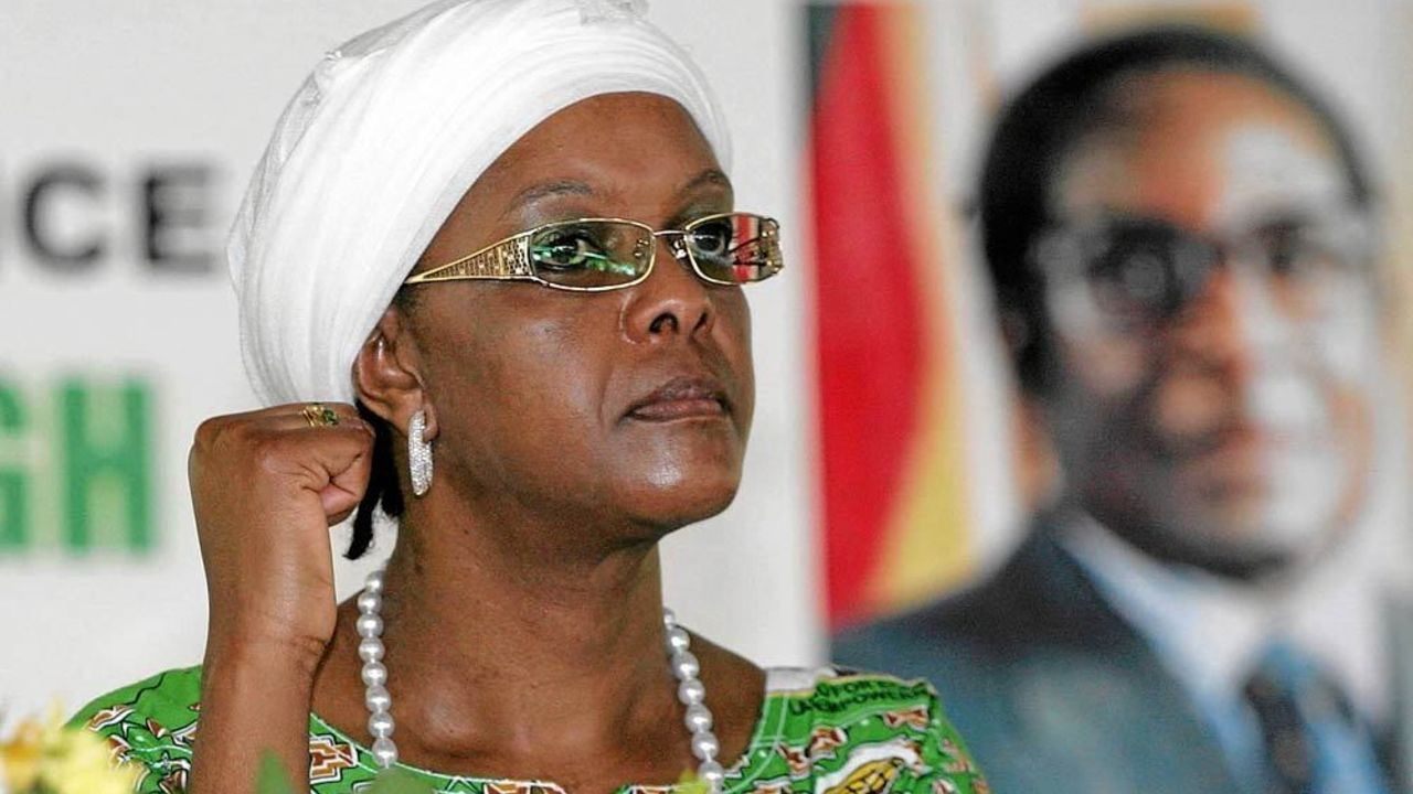 'Grace Mugabe supporters still active in Zanu-PF'