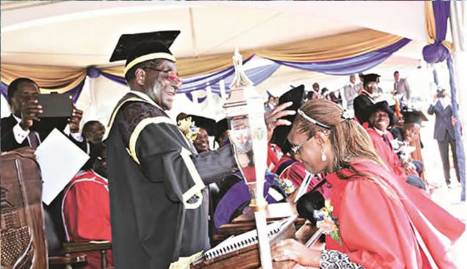 Grace's PhD scandal 'complainant' turns hostile