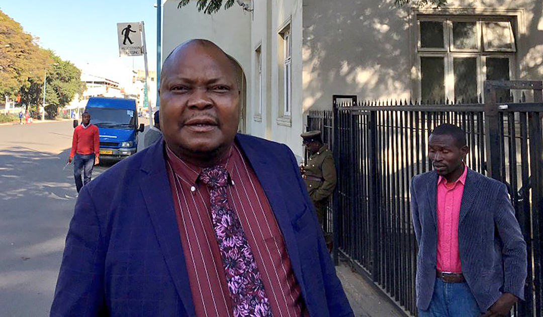 Sikhala to appear before Bikita magistrate