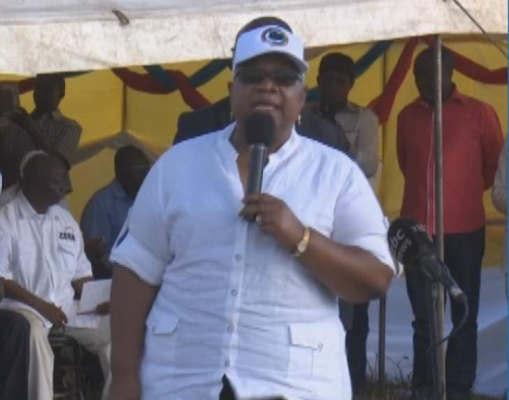 Mujuru launches election manifesto
