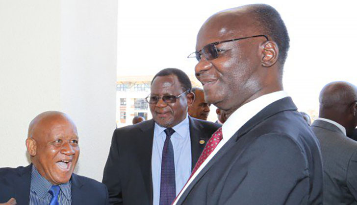 Jonathan Moyo calls for more research on water