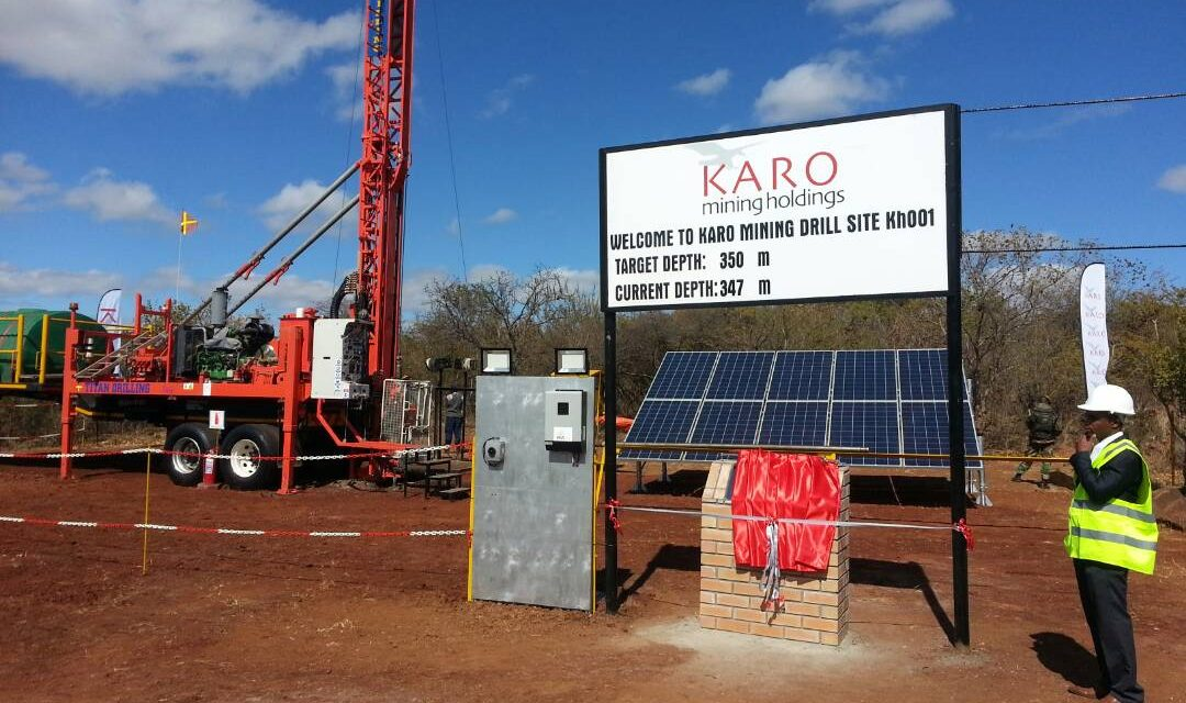 Karo platinum project to create 90 000 jobs - Business Daily