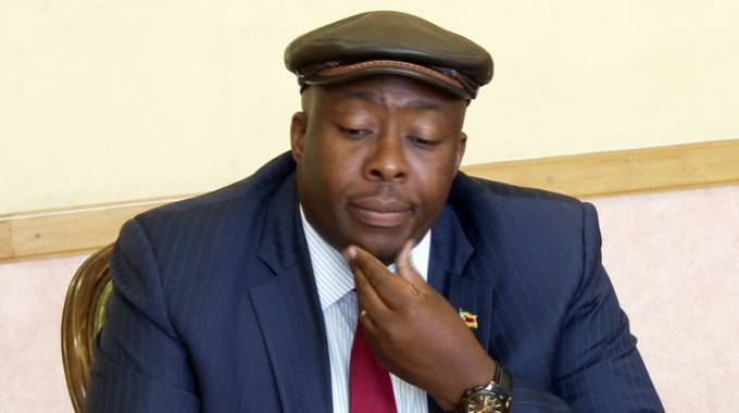 Kasukuwere narrates 'execution' plot