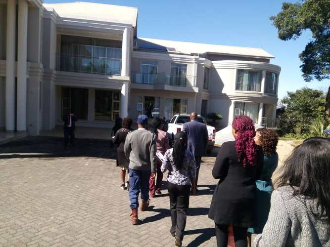 Court inspects Kasukuwere's house