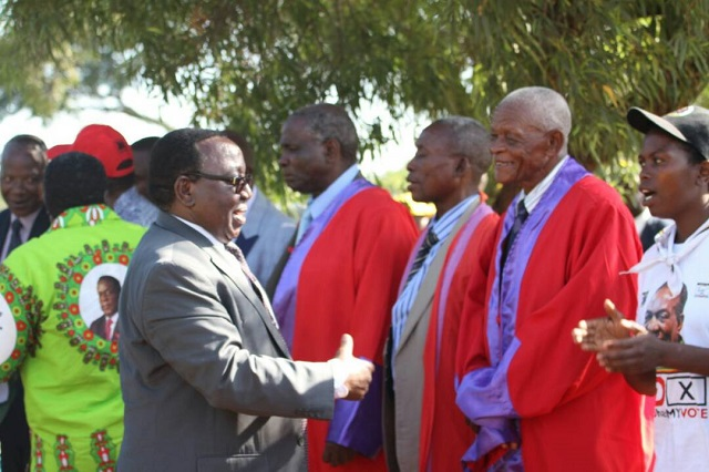 Zanu-PF burns in primaries war