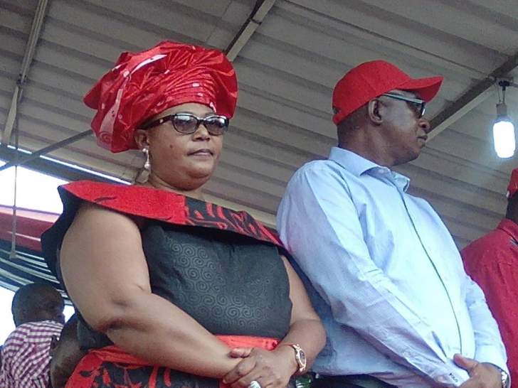 Khupe told to expect even more humiliation at future rallies