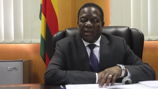 Mnangagwa admin in drive to urbanise growth points