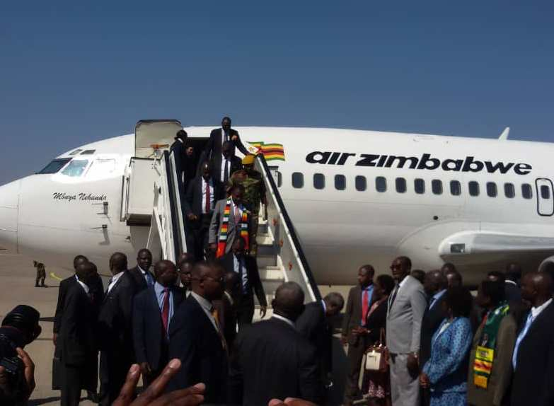 Mnangagwa to launch $2,2bn projects in Bulawayo