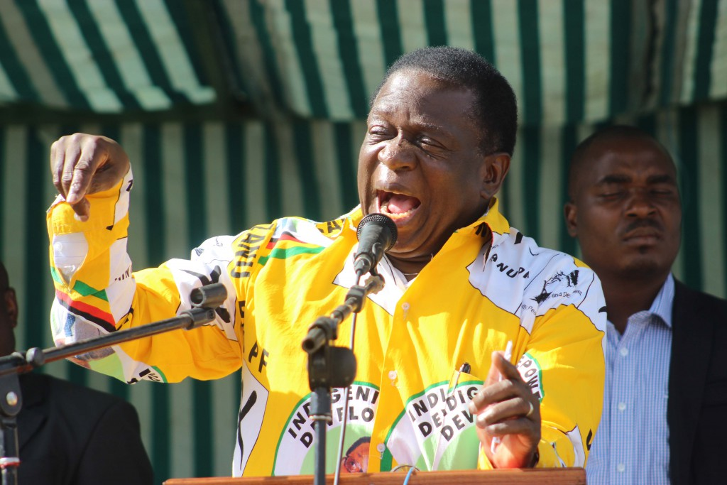 Matabeleland North next on Mnangagwa's itinerary