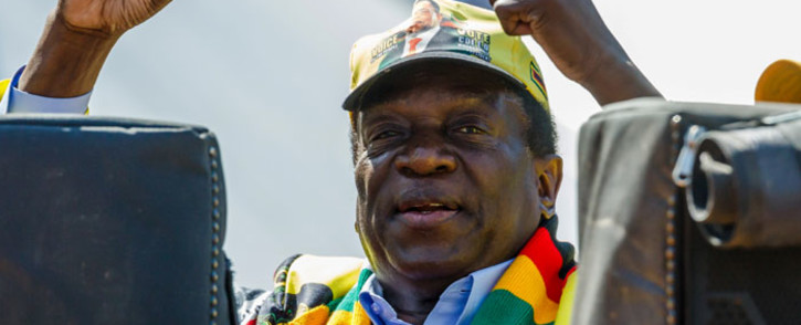 Mnangagwa in fix over Motlanthe report