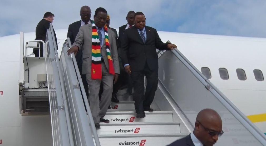 Mnangagwa's economic boom claims queried
