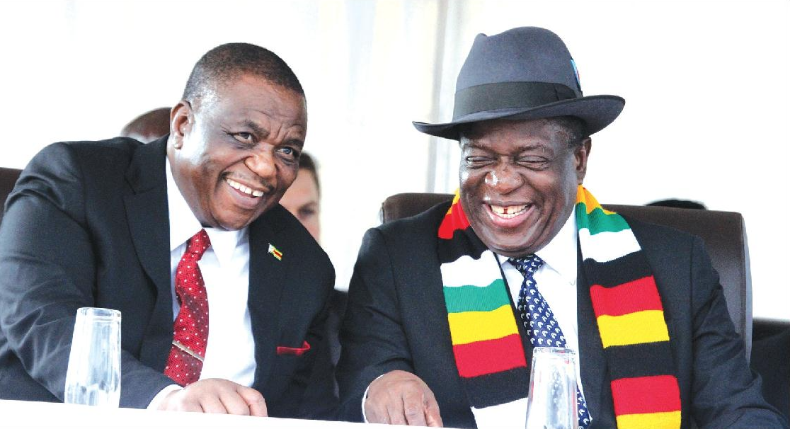 Mnangagwa's big paycheck revealed