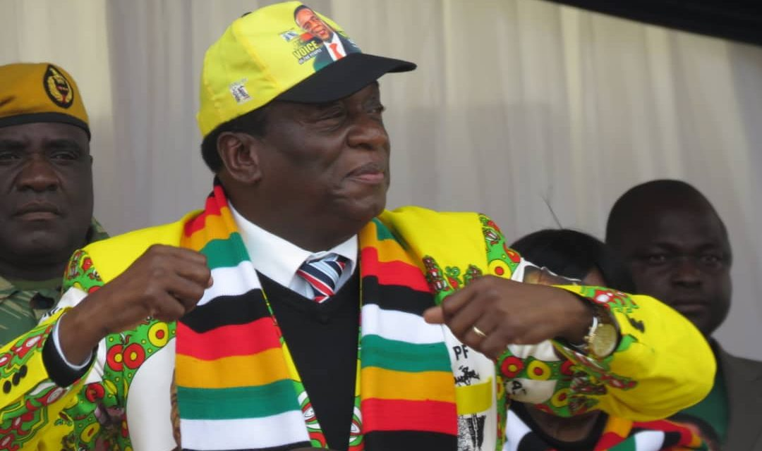 It's a do-or-die for Mnangagwa