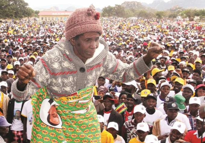 Chief summons headmen to meet Zanu-PF candidates