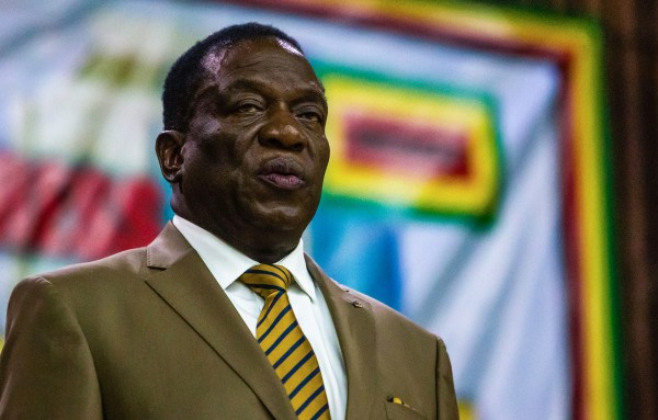 'Zim elections set for July,' says Mnangagwa