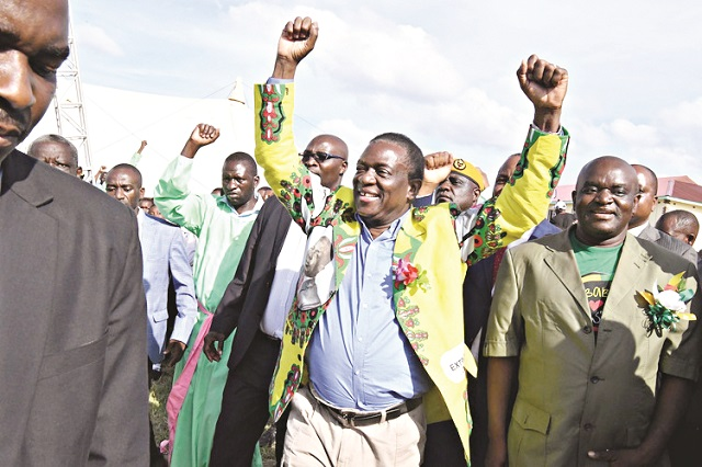 Mnangagwa fails to hit the campaign trail