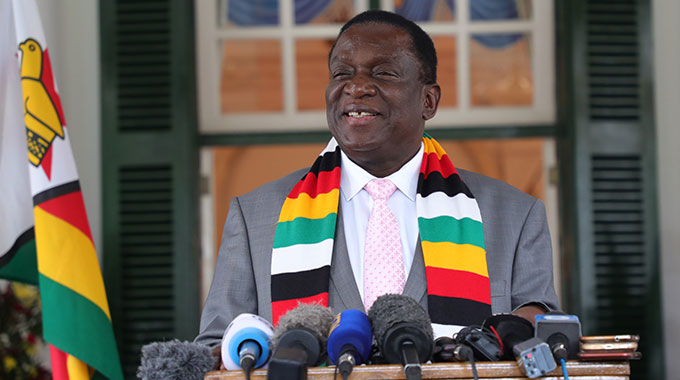 Mnangagwa okays US dollar use