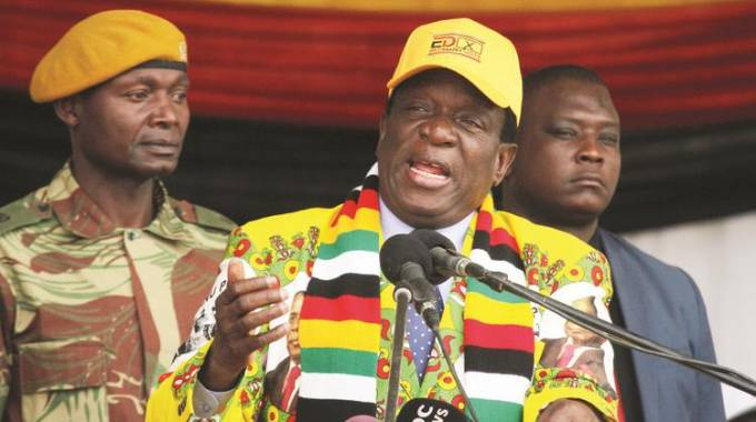 Mnangagwa warns observers to be objective