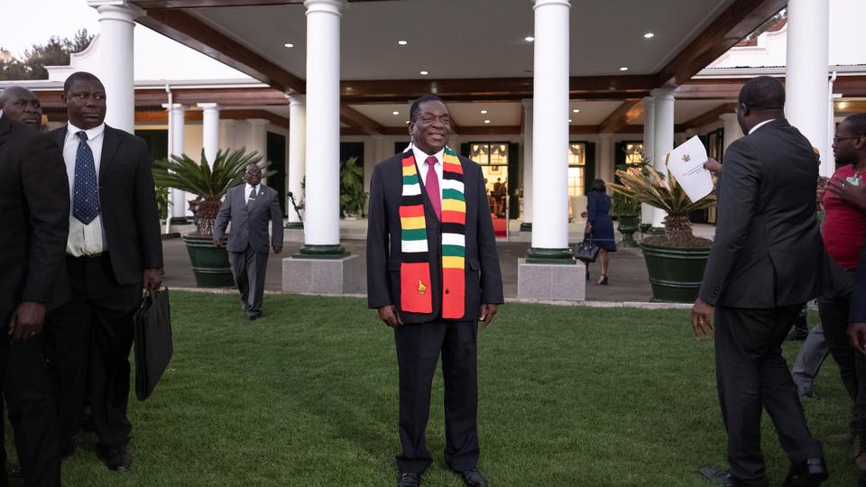 US accuse Mnangagwa of imitating Mugabe's autocratic rule