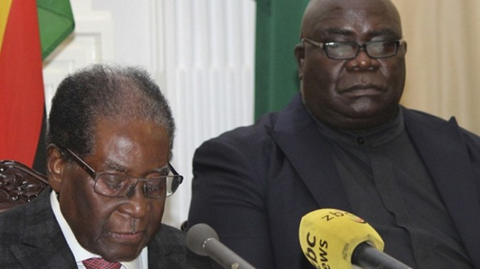 'Unequal marriage triggered Mugabe's fall'