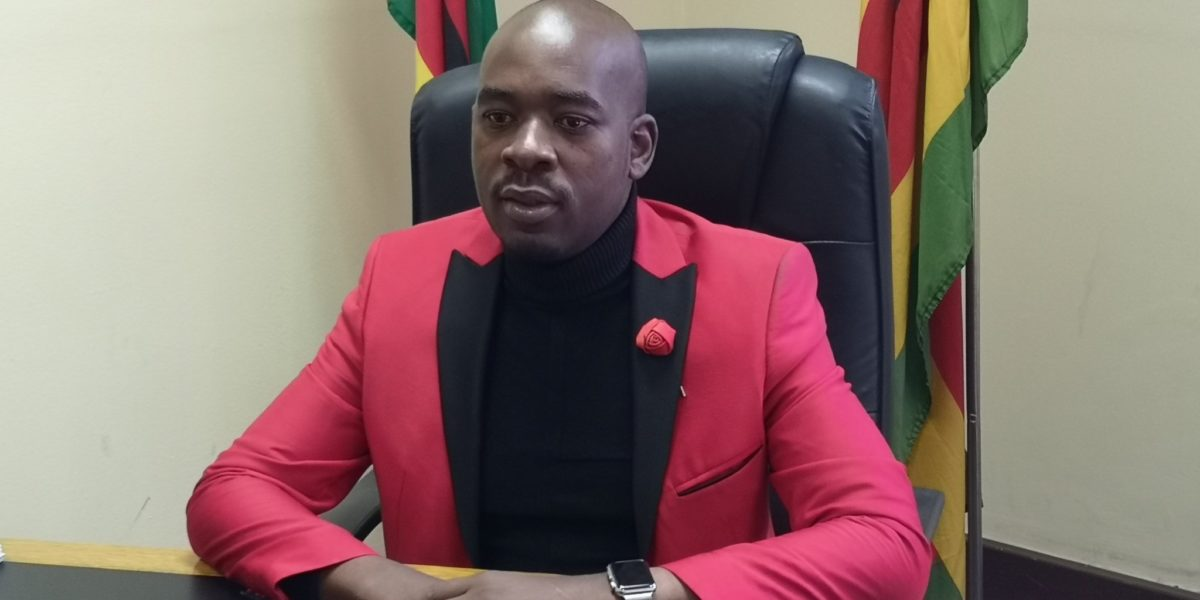 Chamisa tours hospitals
