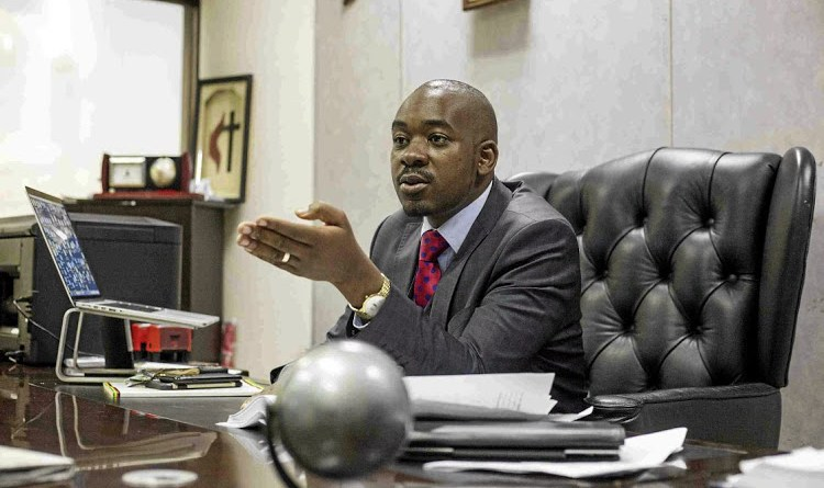 Mnangagwa, Chamisa talks kick off