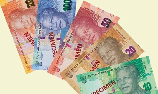 Mandela banknotes defective