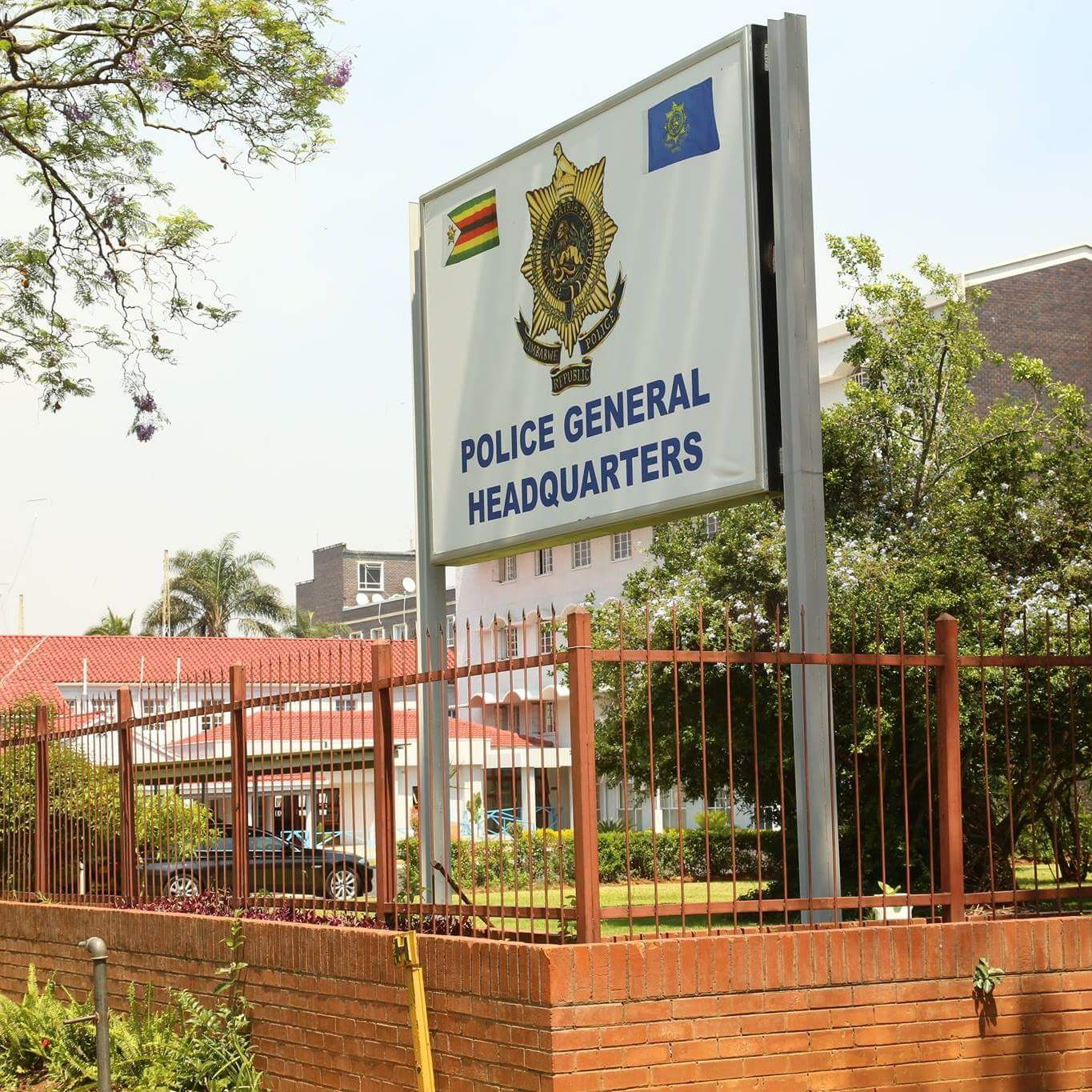 Vandals cause blackout at ZRP HQ