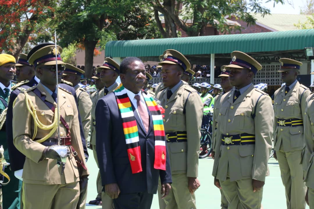Is Mnangagwa morphing into another dictator?