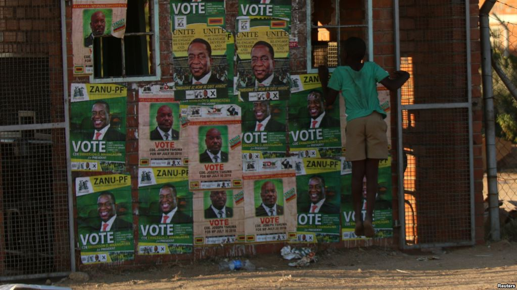 Zanu-PF activist fined for tearing MDC Alliance poster