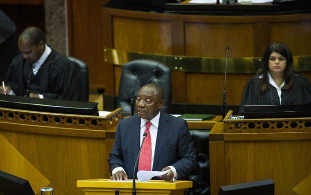 Zuma fighting Ramaphosa's economic reforms