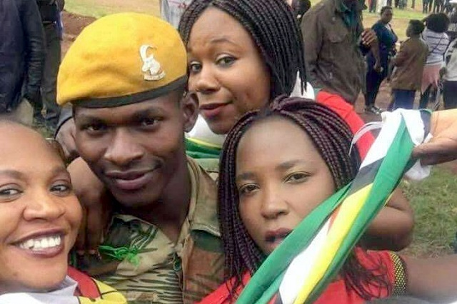 Zimbabweans trust their army: Survey