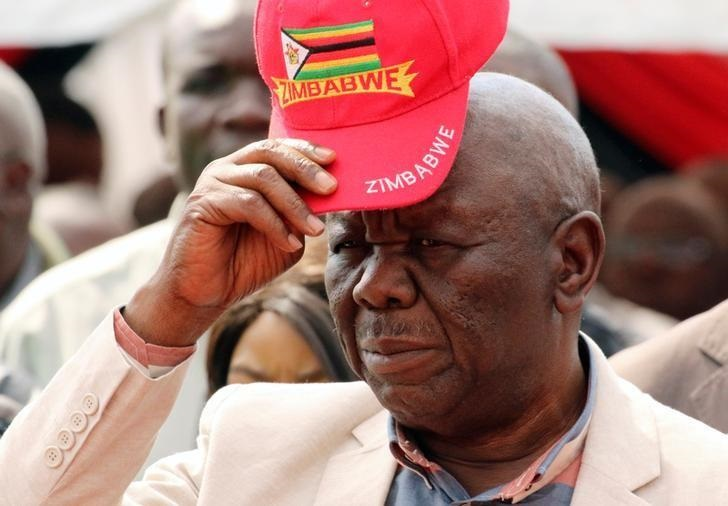 Ethan Tsvangirai kicked out of school