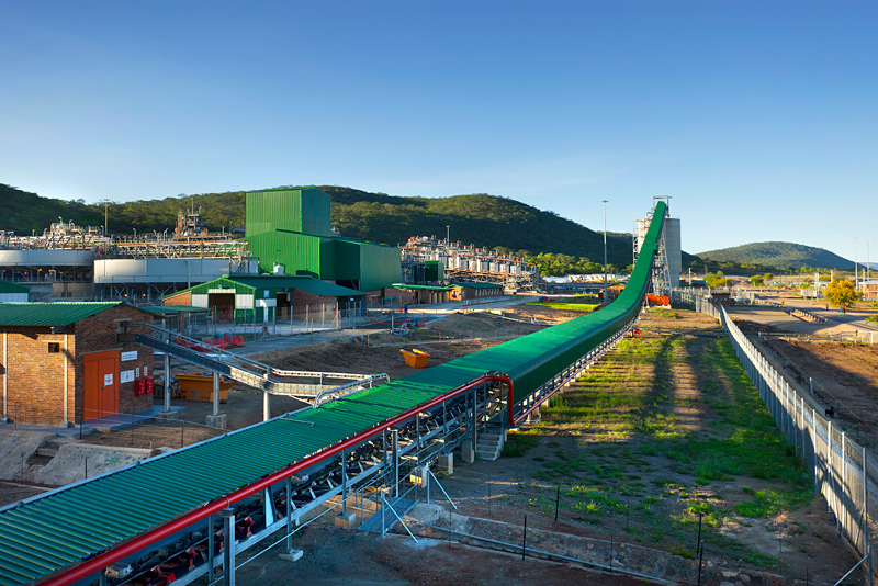 Unki Mine smelter nears completion